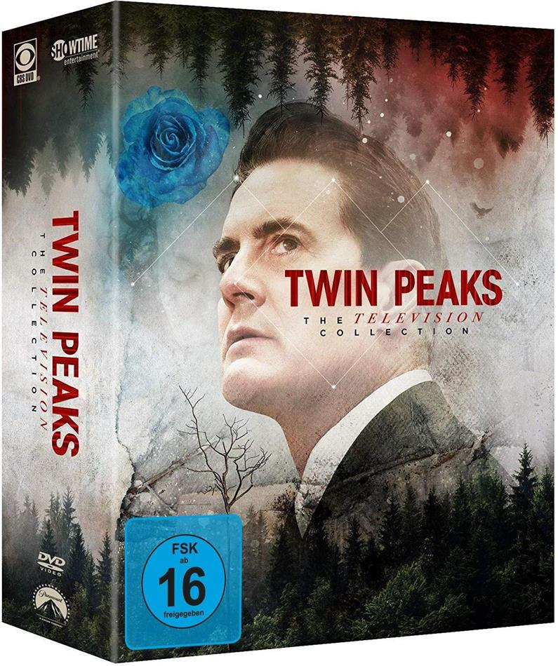 Twin Peaks - The Television Collection - Staffel 1-3 (19 DVDs)