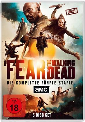 Fear The Walking Dead - Staffel 5 (4 DVDs)