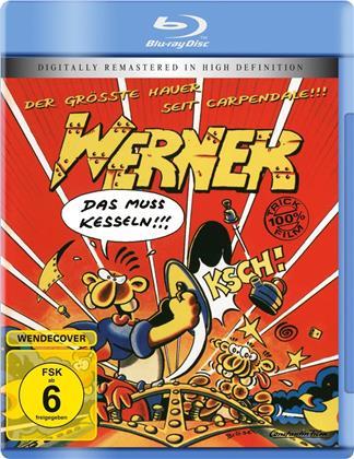 Werner - Das muss kesseln! (1996) (Digital Remastered)