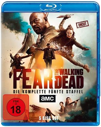 Fear The Walking Dead - Staffel 5 (4 Blu-rays)
