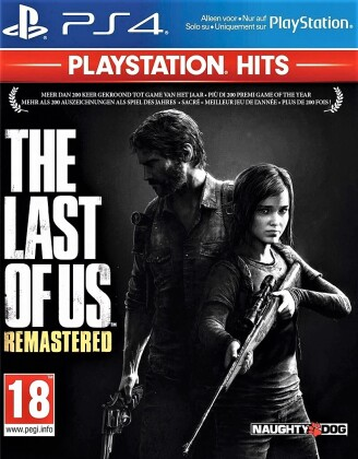 PlayStation Hits: The Last of Us - Remastered
