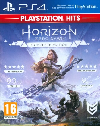 PlayStation Hits - Horizon Zero Dawn