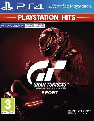 PlayStation Hits - Gran Turismo Sport
