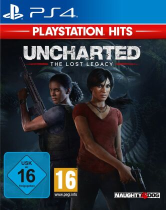 PlayStation Hits - Uncharted Lost Legacy