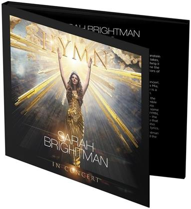 Sarah Brightman - Hymn - In Concert (Special Edition, CD + DVD)