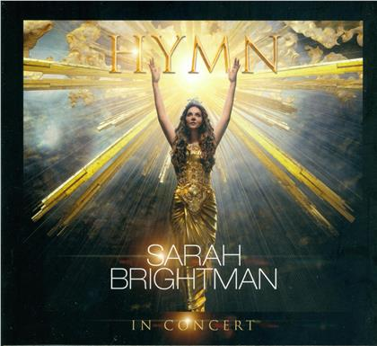 Sarah Brightman - Hymn - In Concert (Special Edition, CD + Blu-ray)
