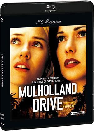 Mulholland Drive (2001) (Il Collezionista, Blu-ray + DVD)