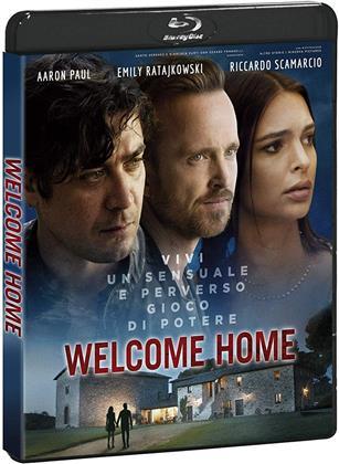 Welcome Home (2018) (Blu-ray + DVD)