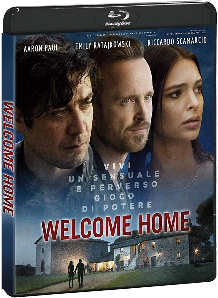 Welcome Home (2018) (Blu-ray + DVD)