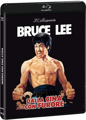 Bruce Lee - Dalla Cina con furore (1972) (Il Collezionista, Blu-ray + DVD)