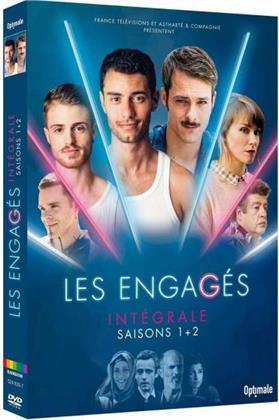 Les Engagés - Saisons 1 & 2 (2 DVDs)