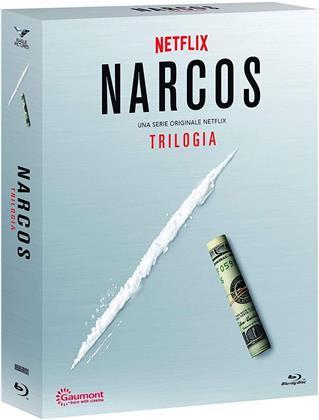 Narcos - La Trilogia (Edizione Limitata, 8 Blu-ray)