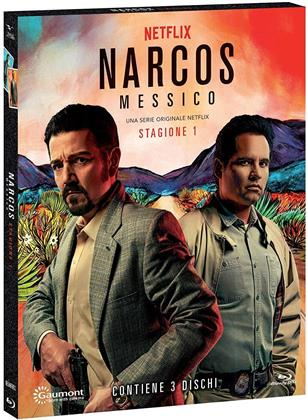 Narcos: Messico - Stagione 1 (Special Edition, 3 Blu-rays)