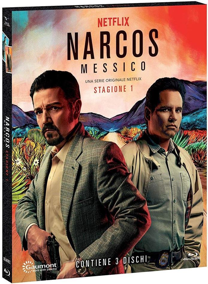 Narcos: Messico - Stagione 1 (Edizione Speciale, 3 Blu-ray)