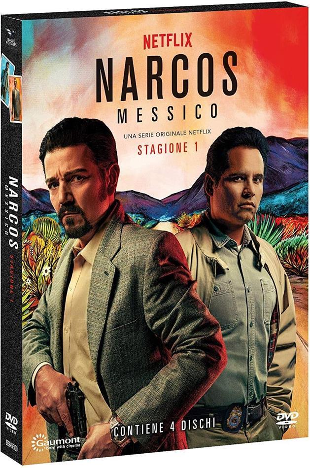 Narcos: Messico - Stagione 1 (Edizione Speciale, 4 DVD)