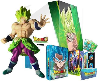 Dragon Ball Super - Broly (2018) (+ Figurine, Limited Collector's Edition, Blu-ray + DVD)