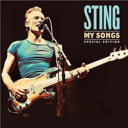 Sting - My Songs (Special Edition, 2 CDs)