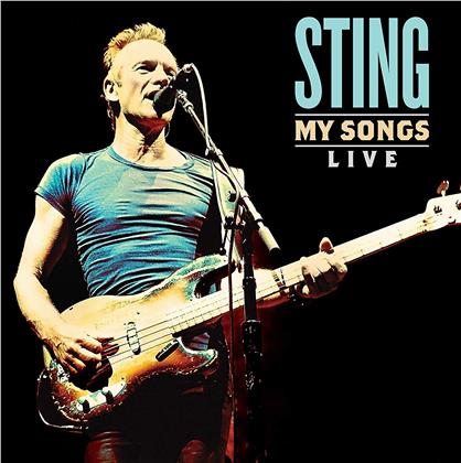 Sting - My Songs (live) (2 LPs)