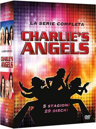 Charlie's Angels - La Serie Completa - Stagioni 1-5 (1976) (Neuauflage, 29 DVDs)