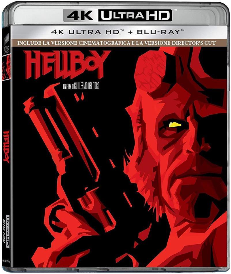 Hellboy (2004) (4K Ultra HD + Blu-ray)