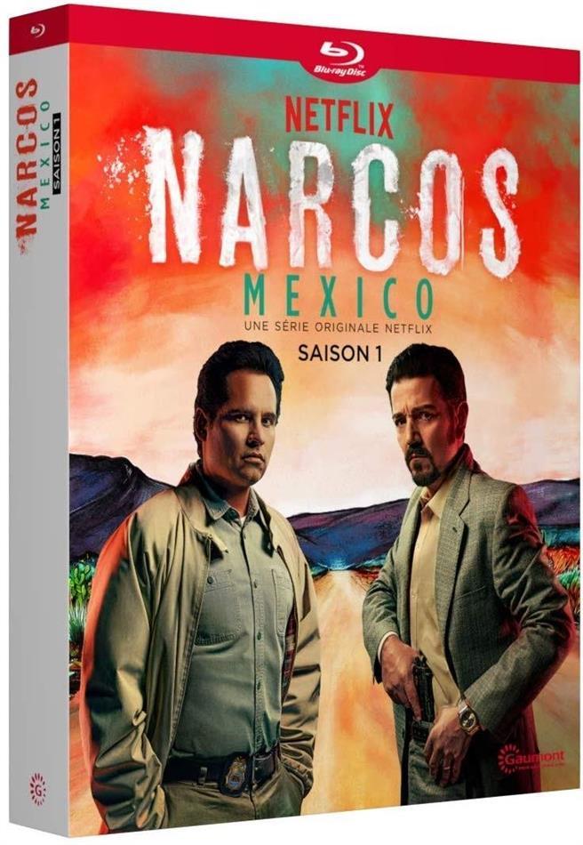 Narcos: Mexico - Saison 1 (3 Blu-rays)