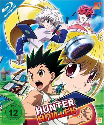 Hunter X Hunter - Vol. 7 (2011) (Digipack, 2 Blu-rays)