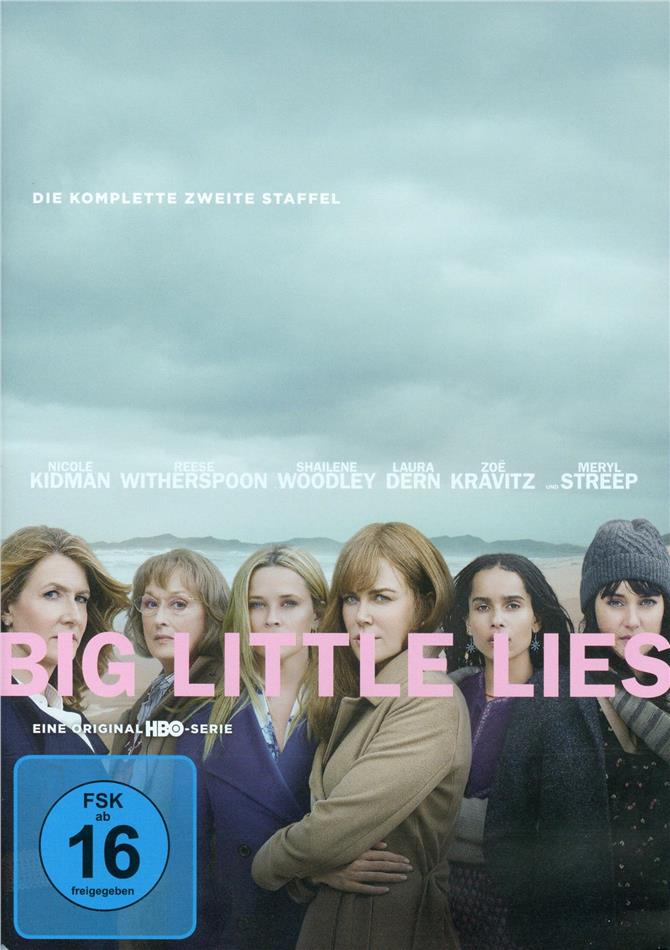 Big Little Lies - Staffel 2 (2 DVDs)