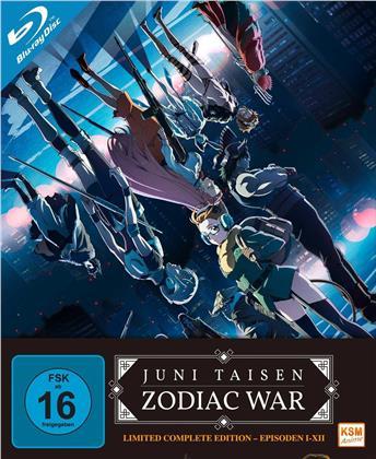 Juni Taisen - Zodiac War (Gesamtedition, Limited Edition, 3 Blu-rays)