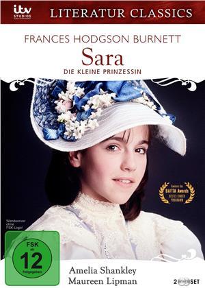 Sara - Die kleine Prinzessin - Mini-Serie (Literatur Classics, 2 DVDs)