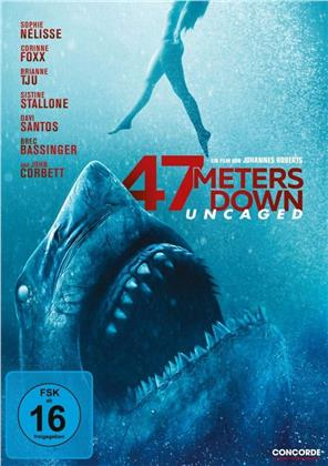 47 Meters Down: Uncaged (2019)
