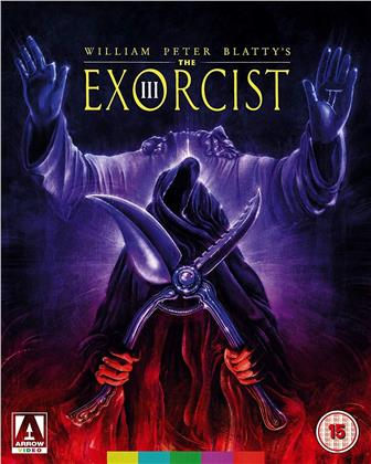The Exorcist 3 (1990) (Limited Edition, 2 Blu-rays)