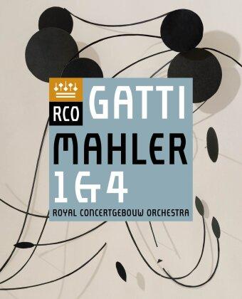 Gustav Mahler - Sinfonien Nr. 1 & 4