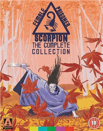 Female Prisoner Scorpion - The Complete Collection (4 Blu-rays)