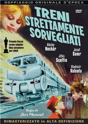 Treni strettamente sorvegliati (1966) (Doppiaggio Originale D'epoca, HD-Remastered, n/b)