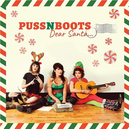 Puss N Boots (Norah Jones) - Dear Santa (LP)