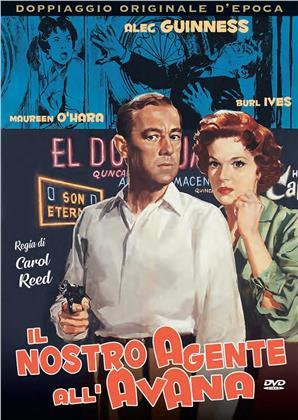 Il nostro agente all'Avana (1959) (Doppiaggio Originale D'epoca, n/b)