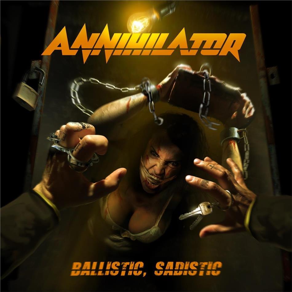Annihilator - Ballistic, Sadistic (Gatefold, LP)