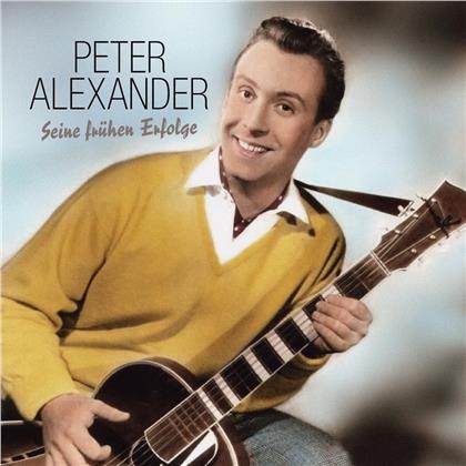 Peter Alexander - Seine Fruehen Erfolge (2019 Reissue, LP)