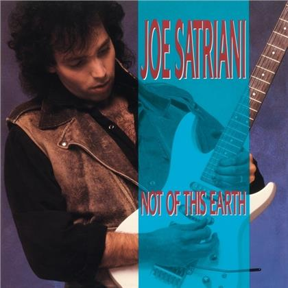 Joe Satriani - Not Of This Earth (Music On Vinyl, 2019 Reissue, LP)