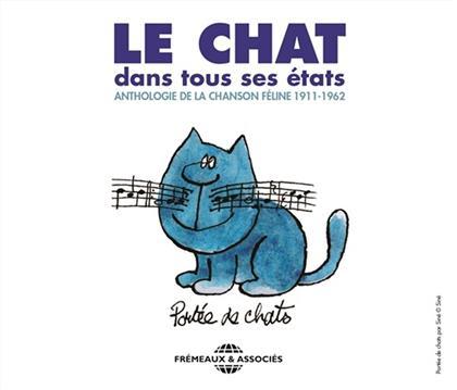 Le Chat Dans Tous Ses Etats (3 CD)