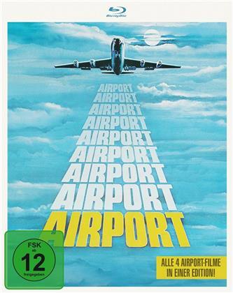 Airport 1-4 (4 Blu-rays)