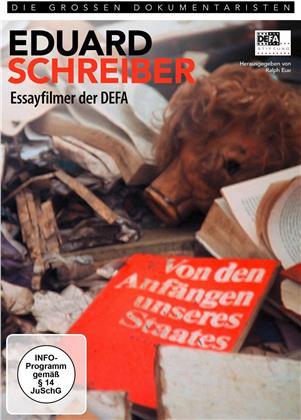 Eduard Schreiber - Essayfilmer der DEFA