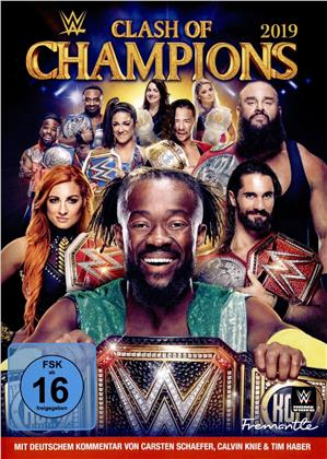 WWE: Clash Of Champions 2019 (2 DVDs)