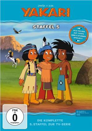 Yakari - Staffel 5 (2 DVDs)