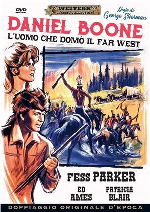 Daniel Boone, l'uomo che domò il Far West (1966) (Classic Western Collection, Doppiaggio Originale D'epoca)