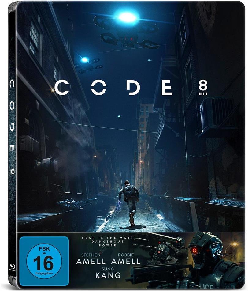 Code 8 (2019) (Steelbook)
