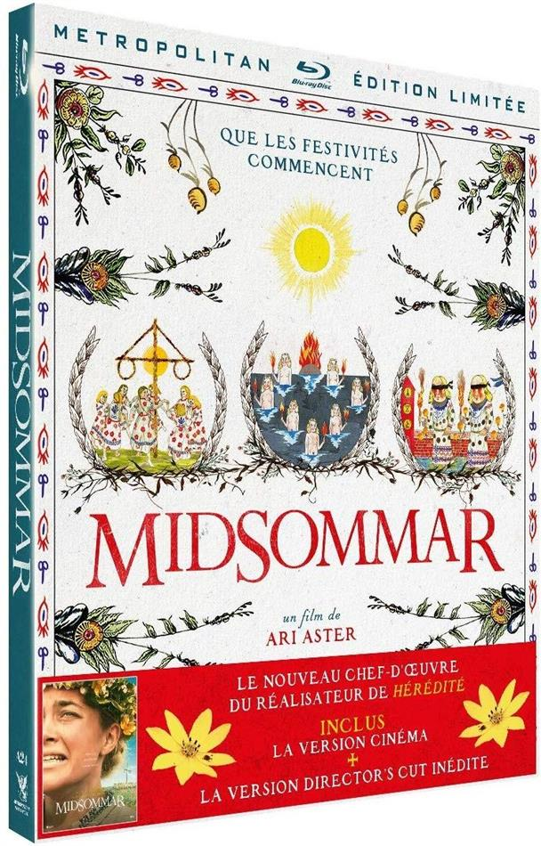 Midsommar (2019) (Director's Cut, Kinoversion, Limited Edition, 2 Blu-rays)