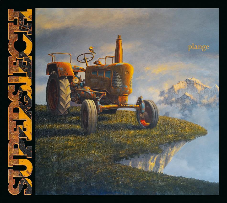 Supersiech - Plange (Digipack)