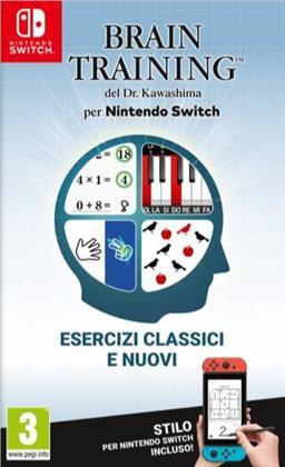 Programma d'allenamento cerebrale di Dr. Kawashima per Nintendo Switch