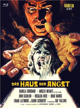 Das Haus der Angst (1974) (Eurocult Collection, Cover A, Giallo Serie, Edizione Limitata, Mediabook)